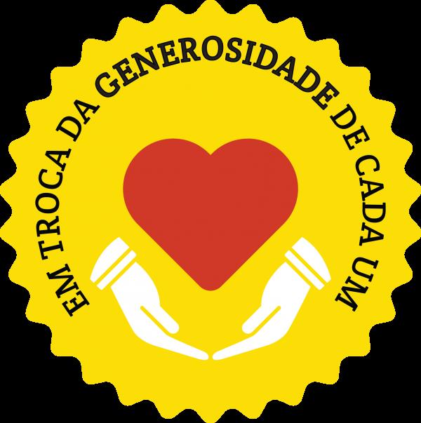Em troca da generosidade de cada um