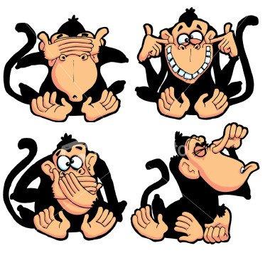 4 Monkeys
