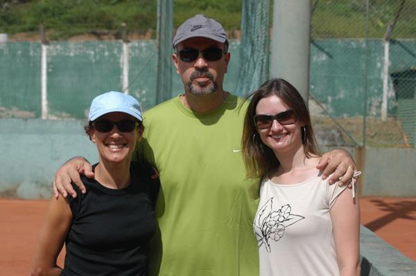 Magda, Aliano e Carol