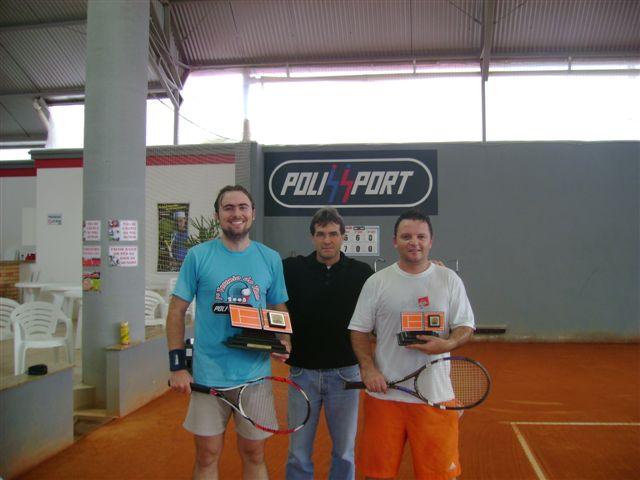 Campeão de Tênis
