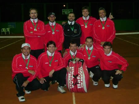 Tenistas de Araranguá