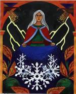 Holda, senhora das bruxas