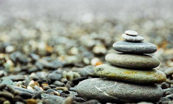 Equilíbrio e vida simples