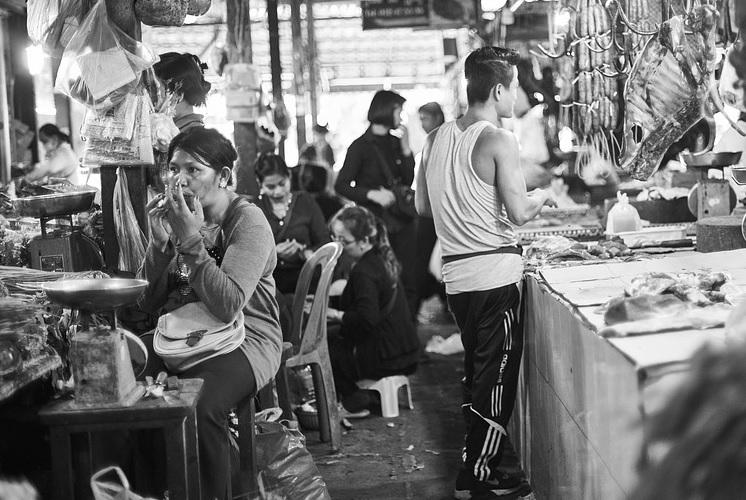 Desigualdade no Cambodja