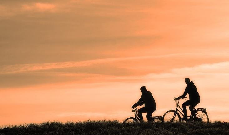 Registro das pedaladas