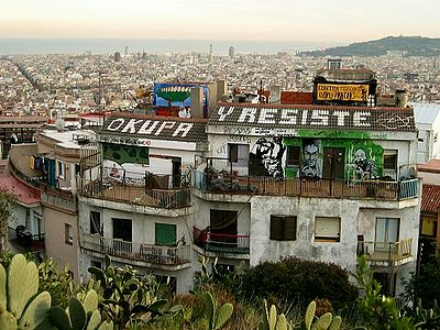 Ocupa Barcelona