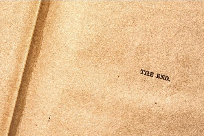 O fim
