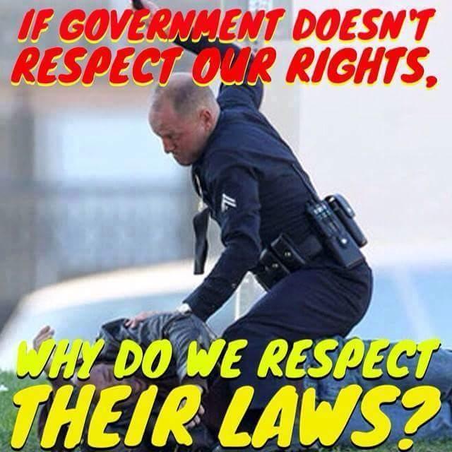 respeito às leis