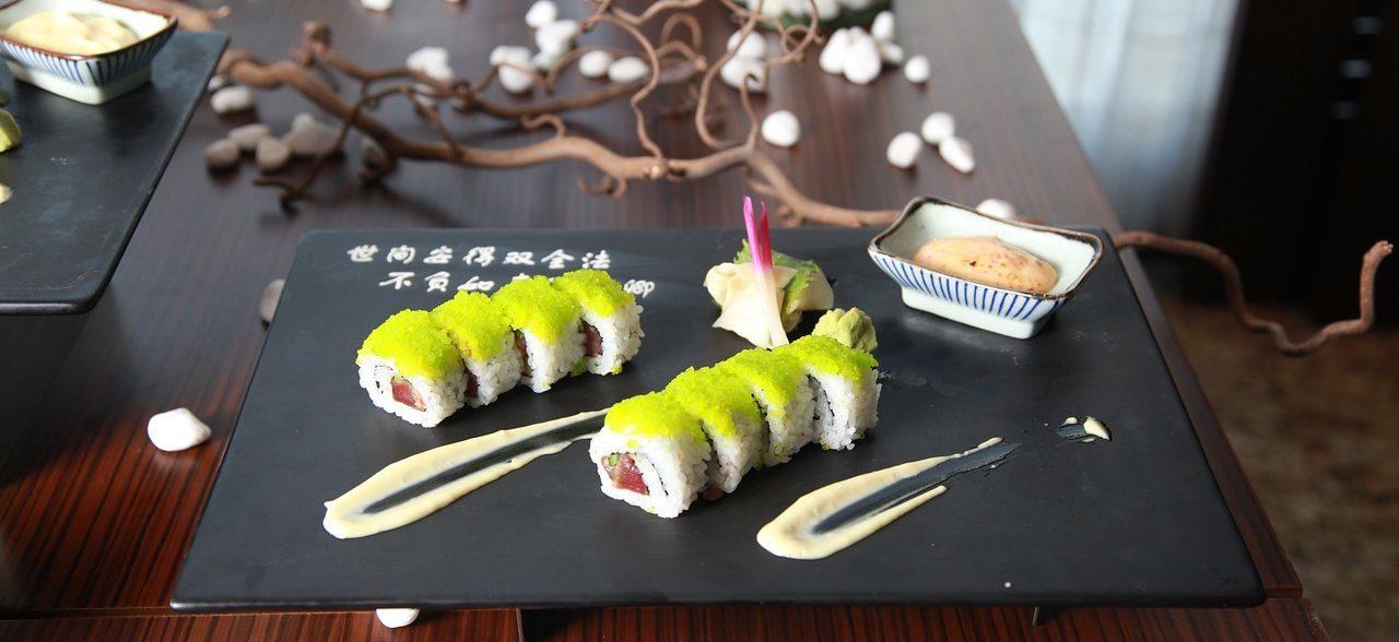 Calorias da Comida Japonesa: Quantas Calorias tem um Sushi e um Sashimi?